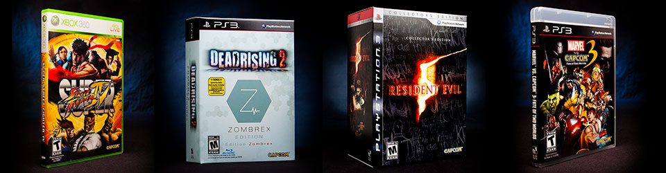 Video Game Packaging & Promotion